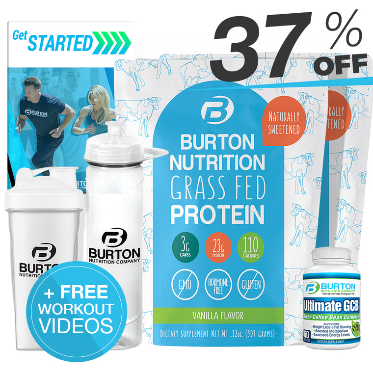 BURTON NUTRITION STARTER KIT 2!