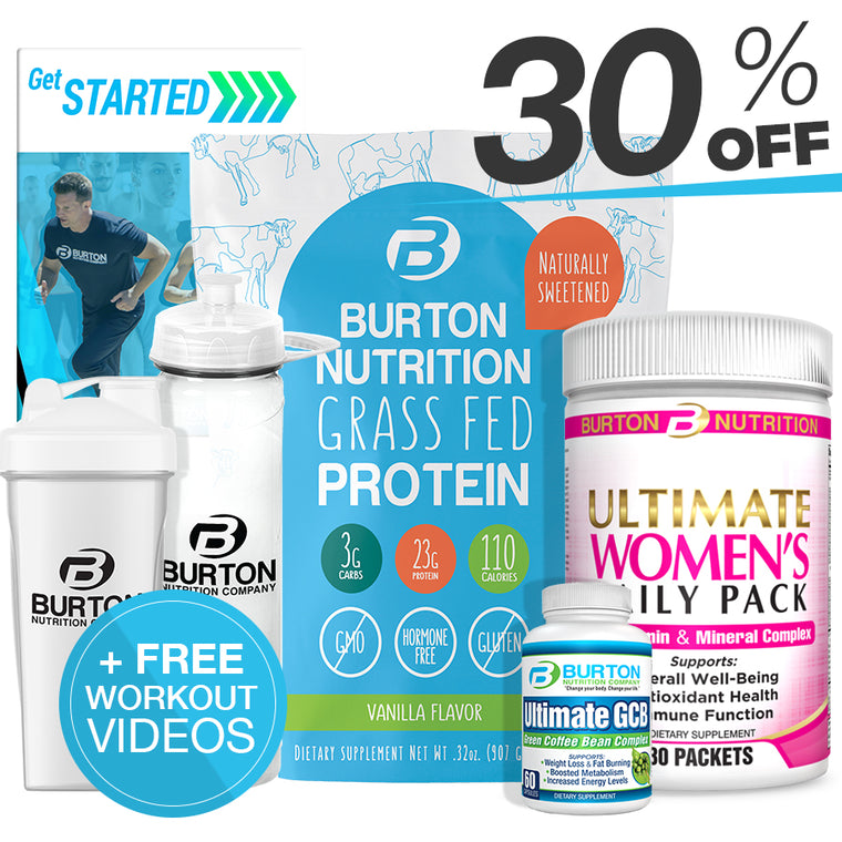 BURTON NUTRITION WOMEN'S FIT KIT 1