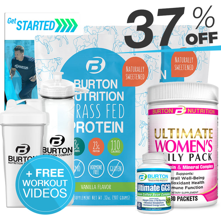 BURTON NUTRITION WOMEN'S FIT KIT 2