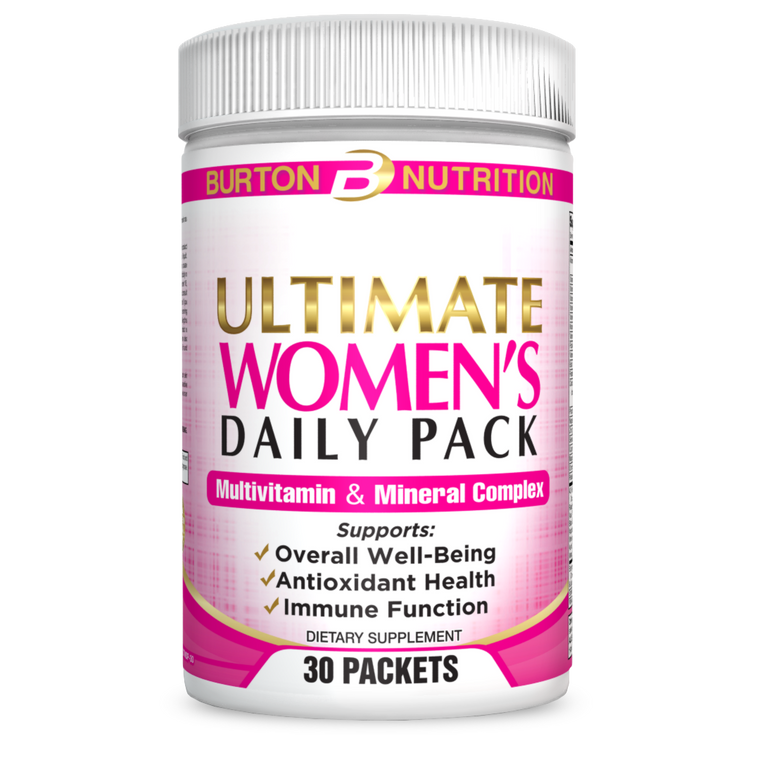 ULTIMATE WOMEN'S DAILY PACK - 30 individual