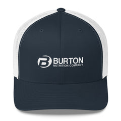 Burton Nutrition Retro Trucker Cap
