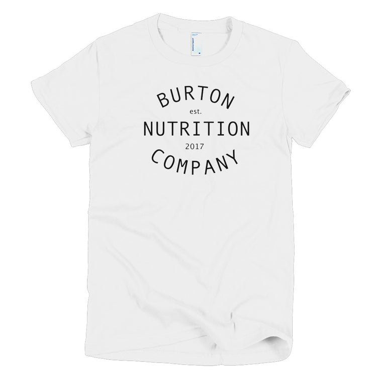 Burton Nutrition EST Short Sleeve Women's T-Shirt