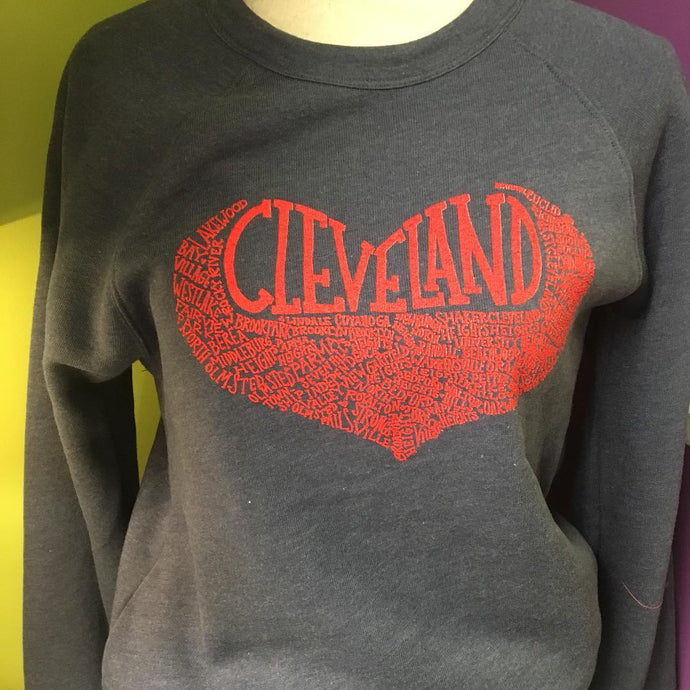Everybody's Cleveland crew-neck sweatshirt