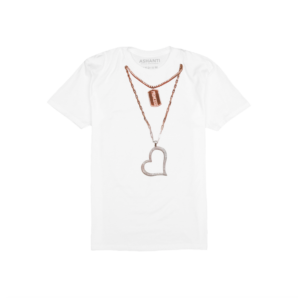 Heart Chain - T-Shirt