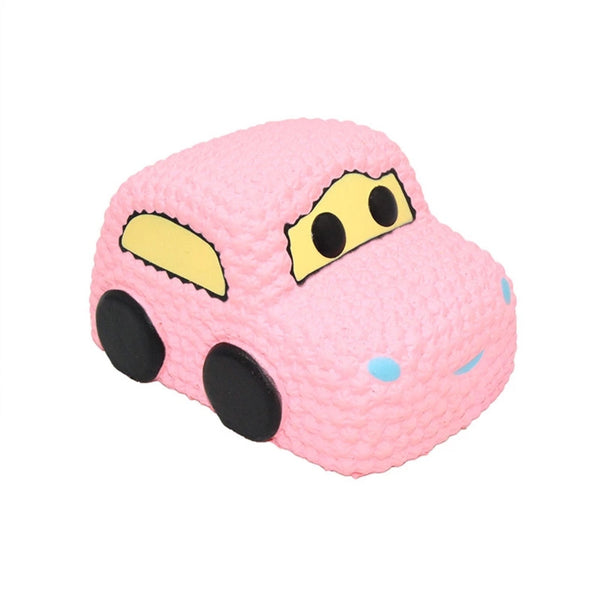 Super Slow Rising Car Cake Squishy Charm Areedy Scented