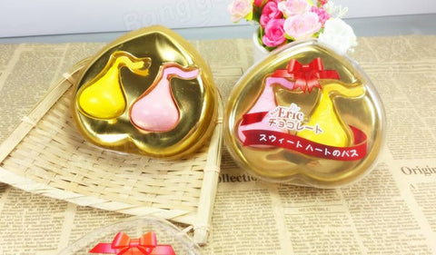 Big Eric Chocolate Kisses Squishies in Heart Box Charms