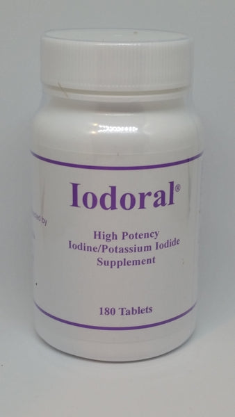 Iodoral 12.5 mg 180 tablets