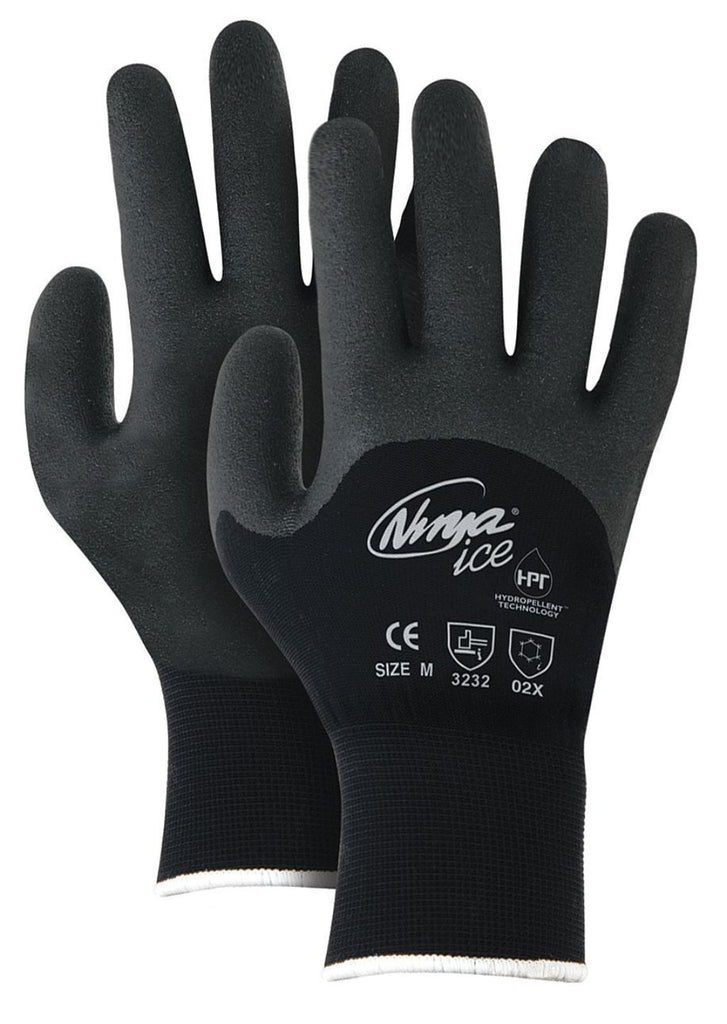 MCR Ninja Ice,  15 Gauge Cold Weather Gloves, pair
