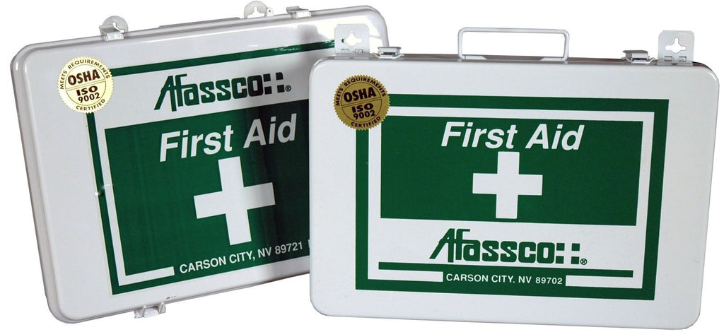 Afassco 142 First Aid Truck Kit