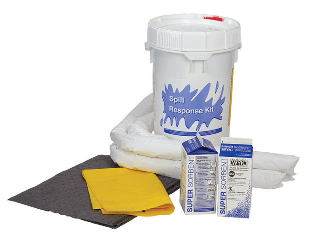 WYK  Oil Selective Spill Kit