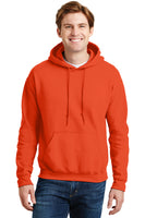 Gildan Hooded Sweatshirt, Orange