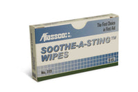Afassco Sooth-A-Sting Wipes, 6/box