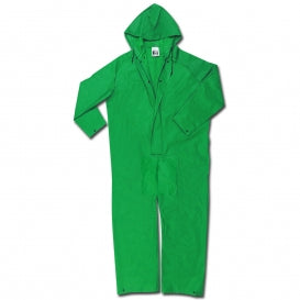 River City Dominator Chemical Coverall Green