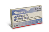 Afassco Burn Aid Pain Relieving Gel, 6/box