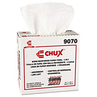 Chux 4-Ply Towel, 6 bx/Case