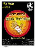 Hand Warmer Heat Paks Hot Rods 5/Pair Per Pack