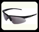 Cordova Catalyst Gray Anti-Fog Safety Glasses