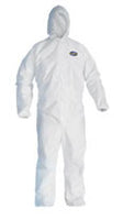 KLEENGUARD A80 Chemical Permeation & Jet Liquid Protection Coveralls. 2XL. 12/case