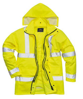 Portwest Hi -Vis 4-1 Traffic Jacket, Yellow