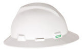 MSA V-Gard Hard Hat - White