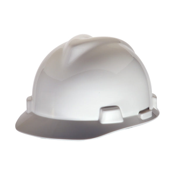 MSA 477482 VGard Ratchet Hard Hat- Large