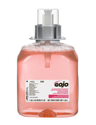 Gojo Luxury Pink Soap, 1250m 3/Case