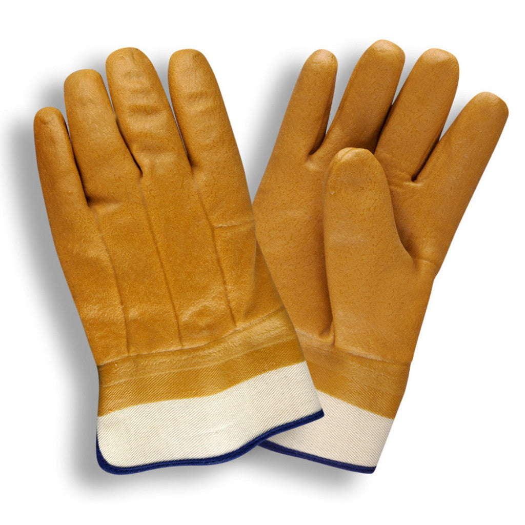 Cordova Double Dipped PVC Gloves, Foam Insulated, Dozen