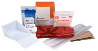 Body Fluid Spill Kit Unit Pack