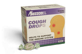 Afassco Assorted Citrus Cough Drops, 50/box