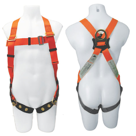 Universal Full Body Harness w/Tongue and Buckle Rank #2