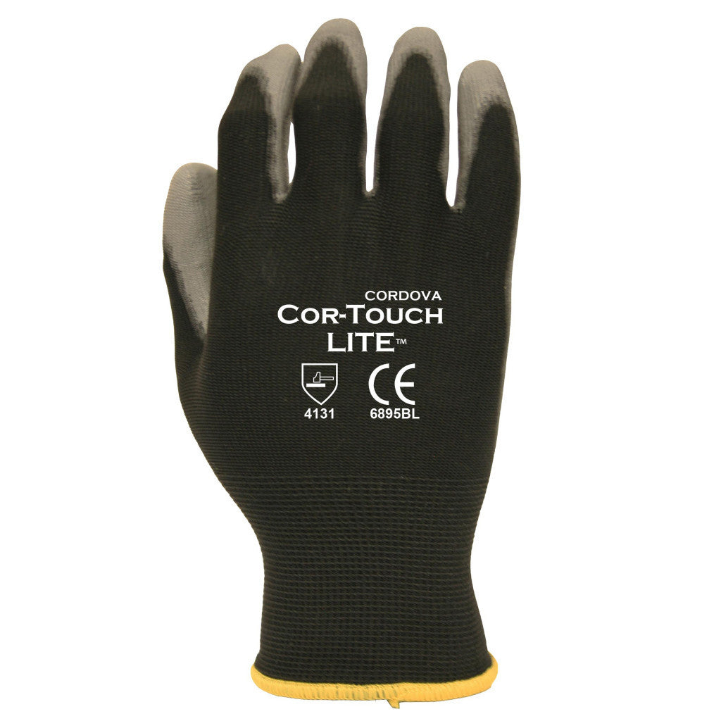 Cor-Touch Lite Black Nylon PU