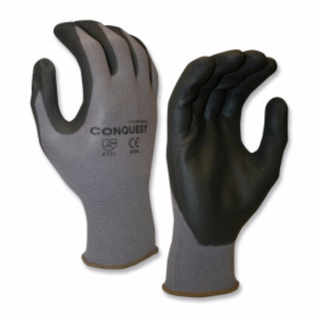 Cordova Conquest 13-Gauge Gray Nylon/Spandex Shell