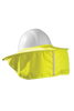 Occunomix Hi Vis Stow Away Hard Hat Shade