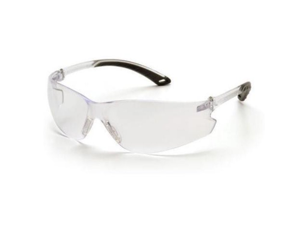 Pyramax Itek Clear Anti-Fog, pair