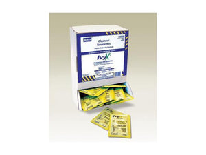 North IvyX Pre-Contact Towelettes, 50/box