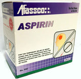 AFASSCO ASPIRIN - 100 TABLETS/BOX