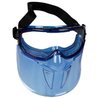 Kimberly Clark V90 Shield Splash Goggle, Clear Lens