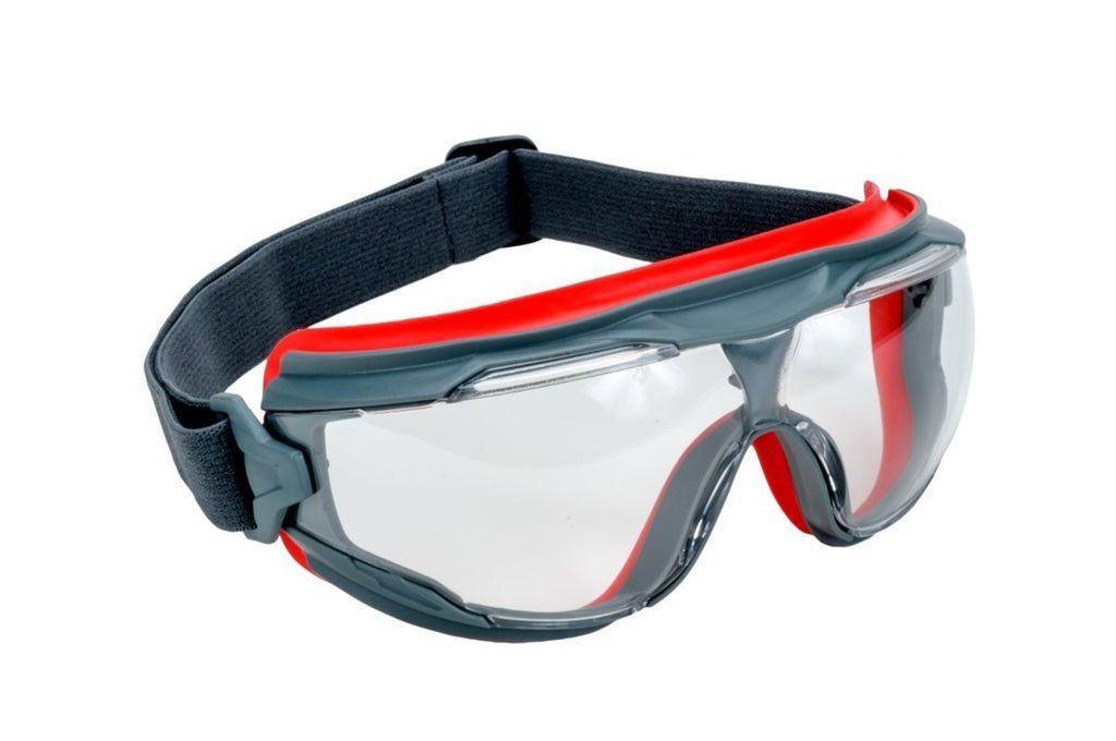 3M Solus 500 Indirect Vent Splash Goggles With Clear Lens
