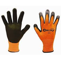 Cordova Cor-Tex 13 Gauge, Cut 2 Gloves- Orange
