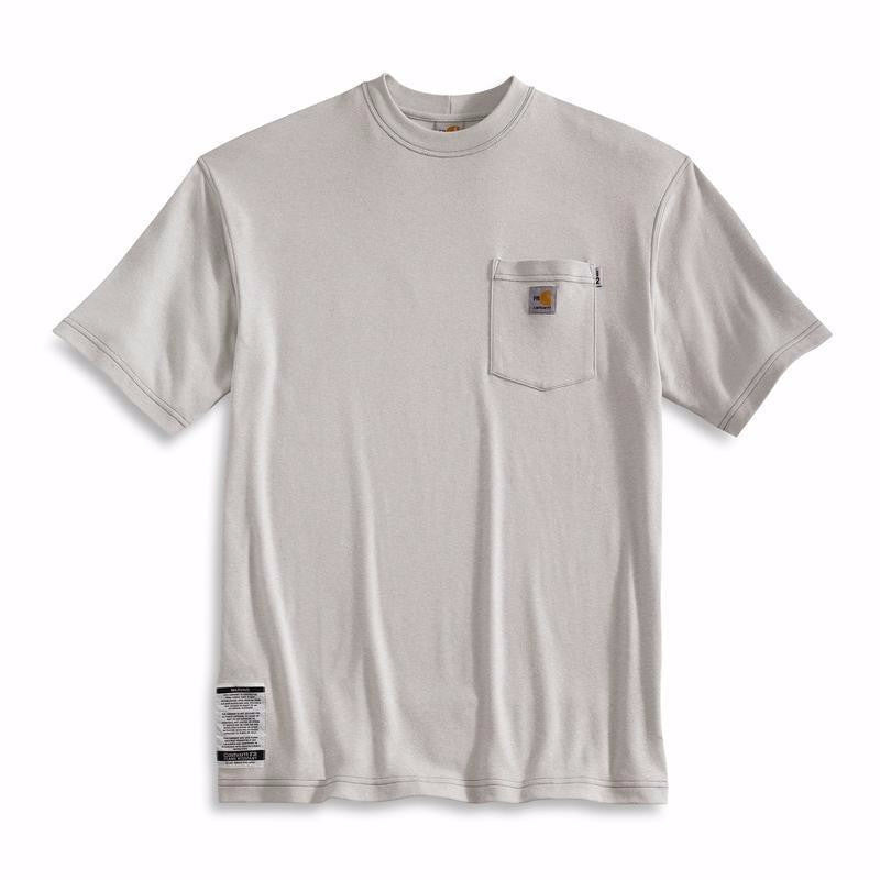 Carhartt Flame Resistant Force Short-Sleeve T-Shirt