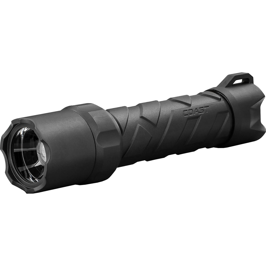 Coast Polysteel 600 Focusing LED Flashlight 710 Lums