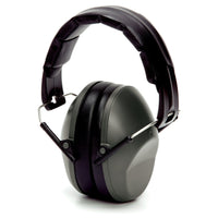 Pyramex PM9010 Series Ear Muff  Gray NRR 22db