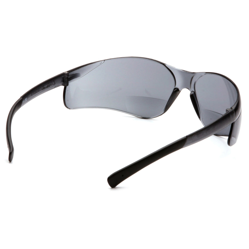 Pyramex Ztek Readers Grey Safety Glasses