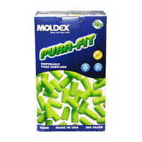 Moldex Purafit Earplugs Uncorded 200 Box