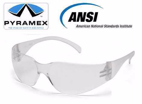 Pyramex Intruder Reader 2.0 Magnification Clear Safety Glasses