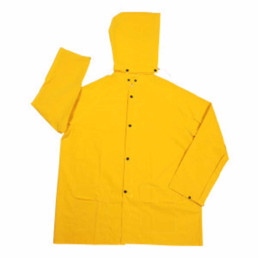 Cordova Renegade Raincoat  .35mm Yellow 49''