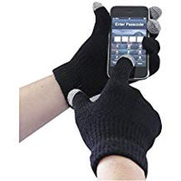 Portwest Touchscreen Knit Gloves - GL16