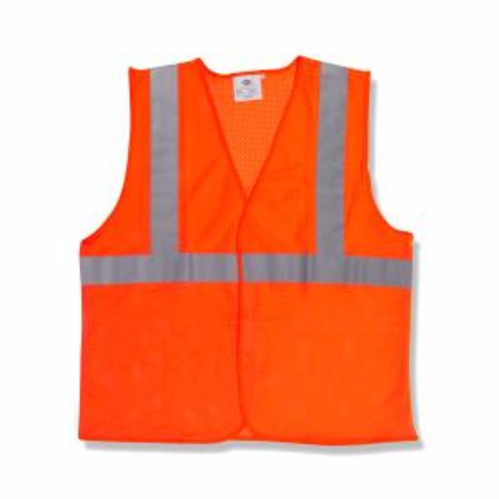 Cordova Class 2 Orange Mesh Traffic Vest