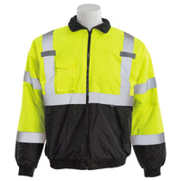 ERB CLASS 3 Value Bomber Jacket Lime W105