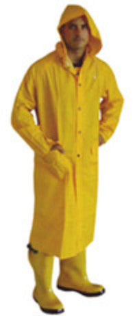 Yellow Raincoat, 2 piece 60''